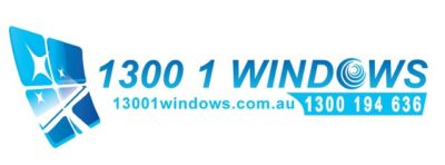 1300 1 WINDOWS